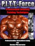 PITT-Force Trainingsbücher