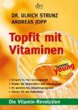 Topfit mit Vitaminen Ernährungsbücher