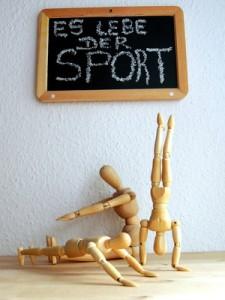 Sport für ein erfolgreiches Leben