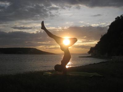 Yoga für Athleten/Kraftsportler