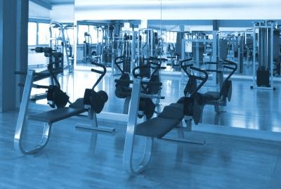 Notwendige Ausrüstung von Fitnessstudios