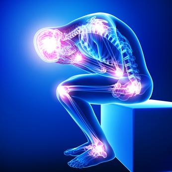 Schlechte Haltung, Verspannungen und Schmerzen