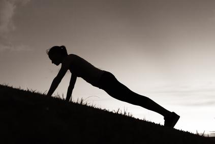 Erfüllung durch Fitness und Bewegung