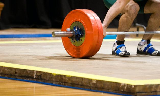 Gewichtheber-Plattform selber bauen – kinderleicht und kostengünstig