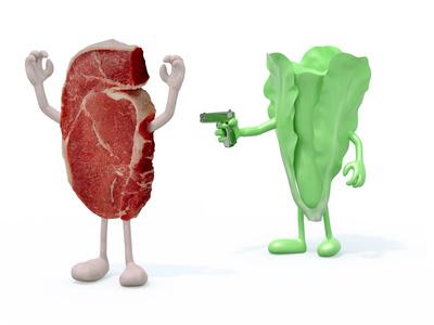 Gute Nahrung vs. Schlechte Nahrung?