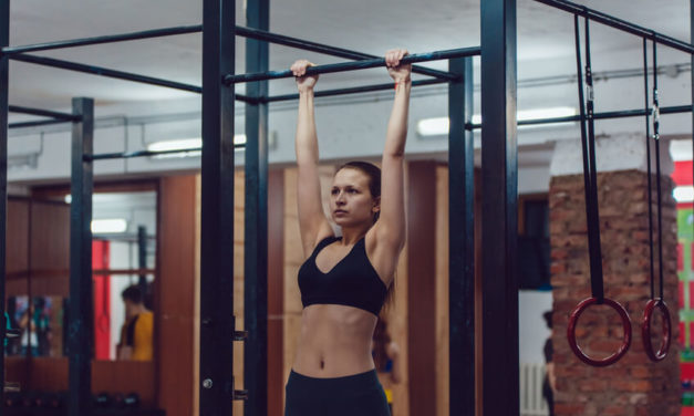 Hanging-Challenge: Gesunde Schultern, Verspannungen und Blockaden lösen