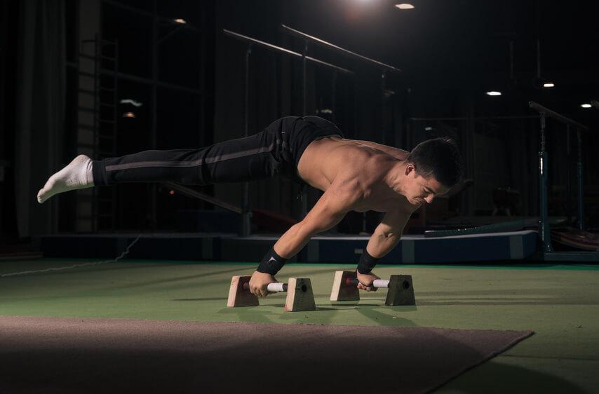 Training mit dem eigenen Körpergewicht: So kommst du ohne Studio in Bestform
