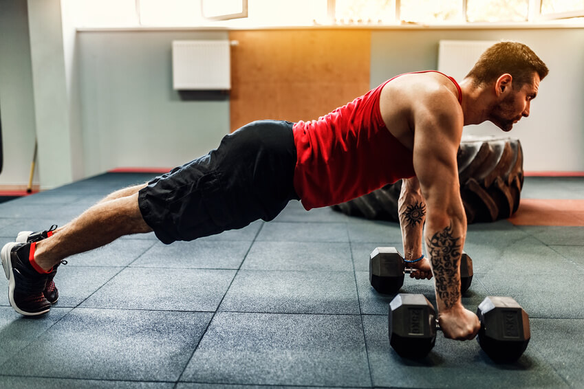 Maximal effektiv: 10 min Home-Workout für die Brust (KEIN Equipment nötig!)