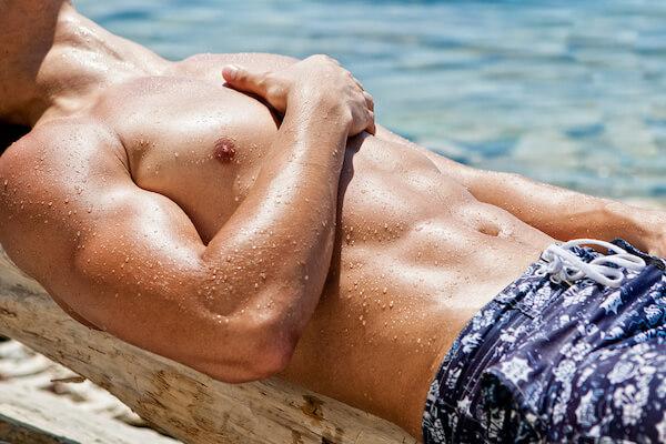 Motivationsbild für einen Strandkörper